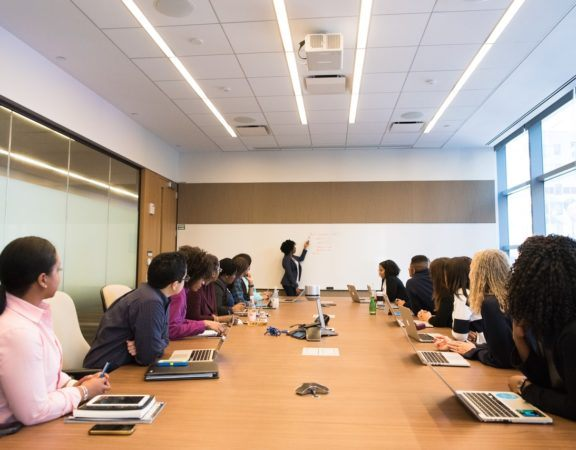 Using Nudges to Get Support from Senior Leaders for Gender Diversity